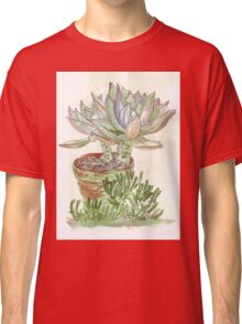"""Graptoveria """"Fred Ives"""" Classic T-Shirt"""