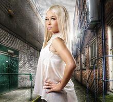 Urban Angel by Yhun Suarez