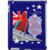 This Is Australia iPad Case iPad Case/Skin