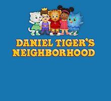 Daniel Tiger & Friends by Rich Taylor