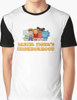 Daniel Tiger & Friends Graphic T-Shirt
