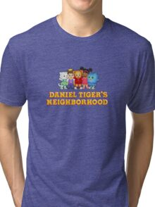 Daniel Tiger & Friends Tri-blend T-Shirt
