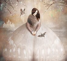 Moth Princess by ChristianSchloe