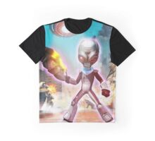 Destroy All Humans! Graphic T-Shirt