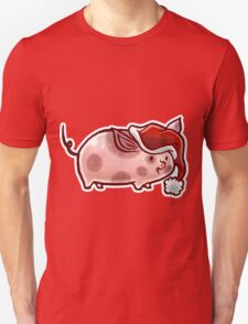 Holiday Pig T-Shirt