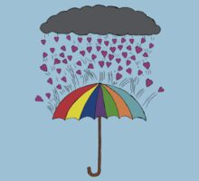 Rain of Love by dashosa