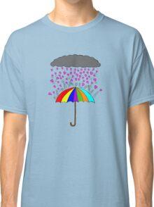 Rain of Love Classic T-Shirt