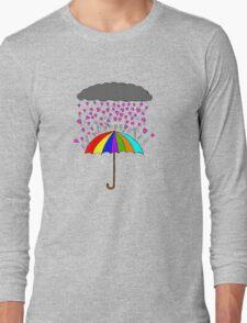 Rain of Love Long Sleeve T-Shirt