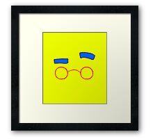 Springfield's Most Eligible Bachelor Framed Print