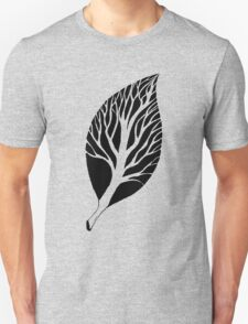 Tree Trapped in Leaf T-Shirt