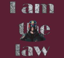 I am the Law by Irgum
