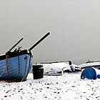 Snow Boats by mikebov