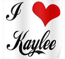 Firefly: I love Kaylee Poster