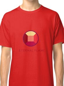 Eternal Flame - Ruby from Steven Universe Classic T-Shirt