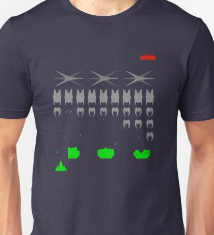 Battlestar Galactica Space Invader Unisex T-Shirt