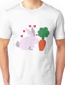 Love Bunny Unisex T-Shirt