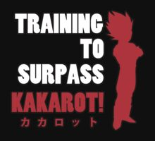 Vegeta - Training to Surpass Kakarot! 2.0 by Cosmodious