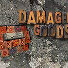 damaged goods calendar front cover by David Kessler