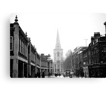 Christ Church Spitalfields - London Canvas Print