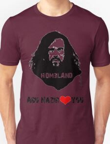 Homeland: Abu Nazir loves U T-Shirt