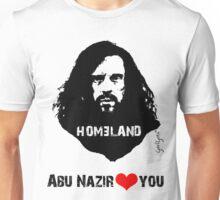 Homeland: Abu Nazir loves U Unisex T-Shirt