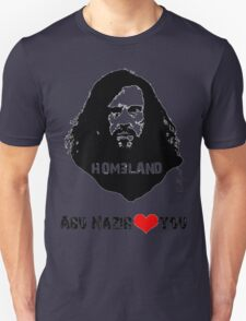 Homeland: Abu Nazir loves U T-Shirt
