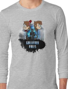 Gallifrey Falls Long Sleeve T-Shirt