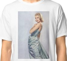 Grace Kelly- Queen of Grace Classic T-Shirt