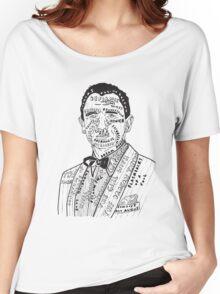 Daniel Craig Filmography Women's Relaxed Fit T-Shirt