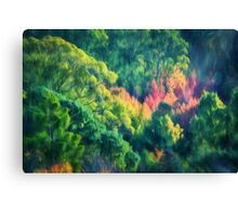 Autumn in the Hills   (GO) Canvas Print