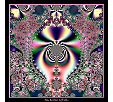 Psychedelic Dreams Fractal Photographic Print
