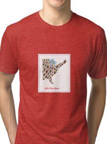 ASL - East Coast Tri-blend T-Shirt