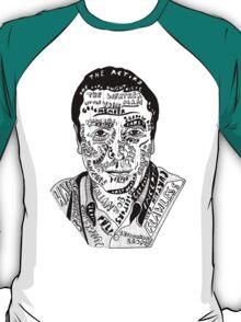 Michael Caine Filmography T-Shirt