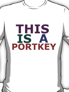 This is a Portkey T-Shirt