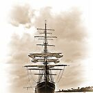 Stad Amsterdam 2 by globeboater