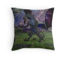 THe Wise old Man Throw Pillow