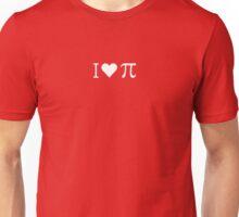 I love PI VRS2 Unisex T-Shirt