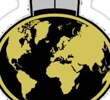Terran Empire Logo from Star Trek Sticker