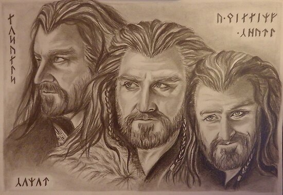 Thorin Oakenshield, a willing heart... by jos2507