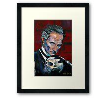 Peter Cushing - Baron Frankenstein Framed Print