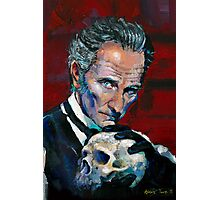 Peter Cushing - Baron Frankenstein Photographic Print