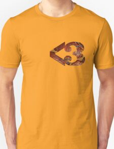 Metamodern Love - Look Inside Your Heart Unisex T-Shirt