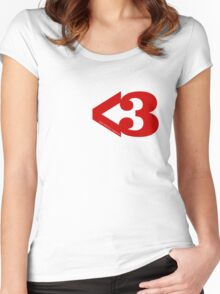 Metamodern Love Women's Fitted Scoop T-Shirt