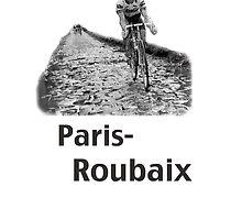 Paris-Roubaix by Luke Trodden