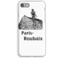 Paris-Roubaix iPhone Case/Skin