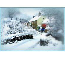 Ponsworthy Bridge Photographic Print