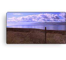 Vignette (Landscape) Canvas Print