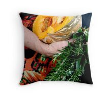 Markets (January 2013) Throw Pillow