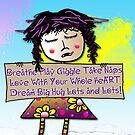 Zelda's Advice... by motherhenna