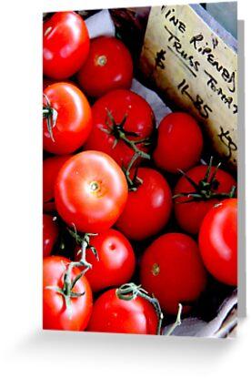 Tomato by Janie. D